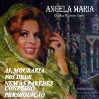 Angela Maria - Os Mais Famosos Fados - Compacto Duplo (1977)