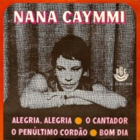 Nana Caymmi - III Festival da Musica Popular Brasileira -Compacto Duplo (1967)