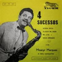 Moacyr Marques - 4 Sucessos (Compacto Duplo) (1960)