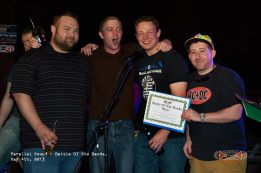 Constellation Edzo Band - The Winner of Parallel Sound Battle of the Bands 2013