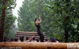 El entrenamiento es inspirado por las fuerzas especiales de diferentes países.
