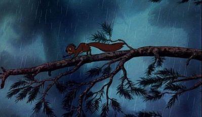 El zorro y el Sabueso - Es Wart de la película La espada en la piedra.