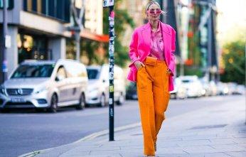 leonie-hanne-wears-pink-sunglasses-earrings-a-pink-blazer-news-photo-1568606059