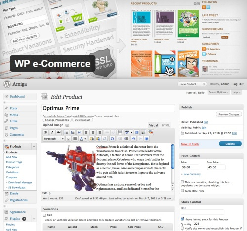 wp-e-commerce