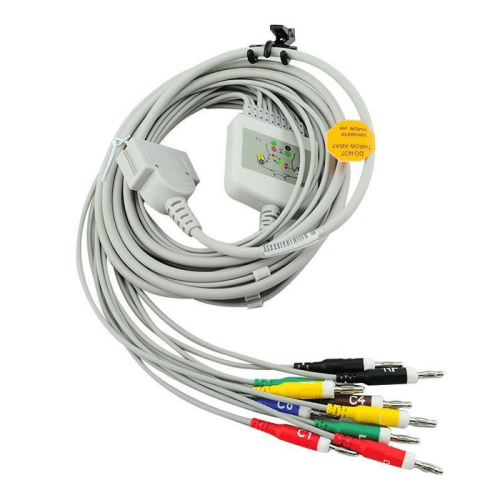 Patient Cable for Burdick EK-10