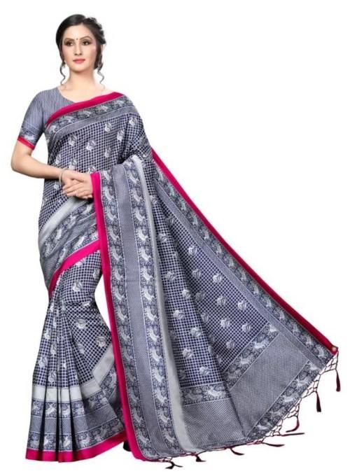 Art Silk Banarasi Sarees