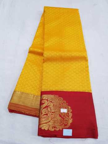 Kanchipuram Pure Silk Saree