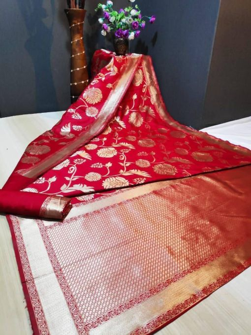 Banaras Silk Saree