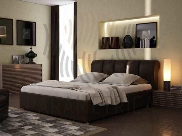 """Двуспальная кровать """"Малибу"""""""