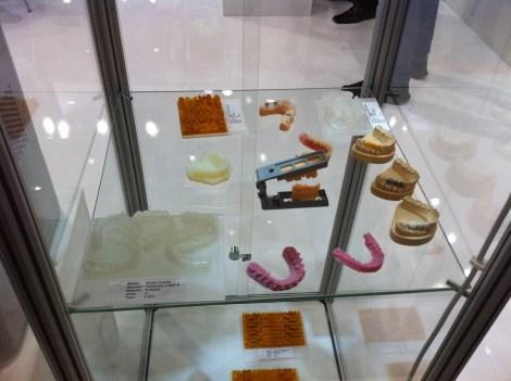 EnvisionTEC fogászati 3d modellek I.