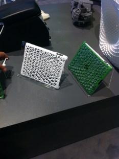 3D nyomtatott iPad tokok