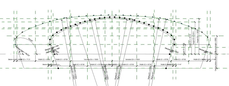BKK_Revit Bottom chord elevation_1600x600