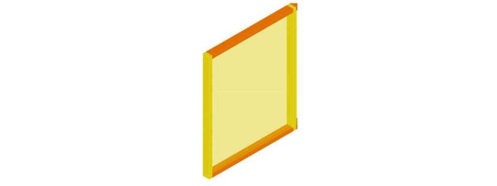 LOD300 model of exterior window wall, BIM Forum