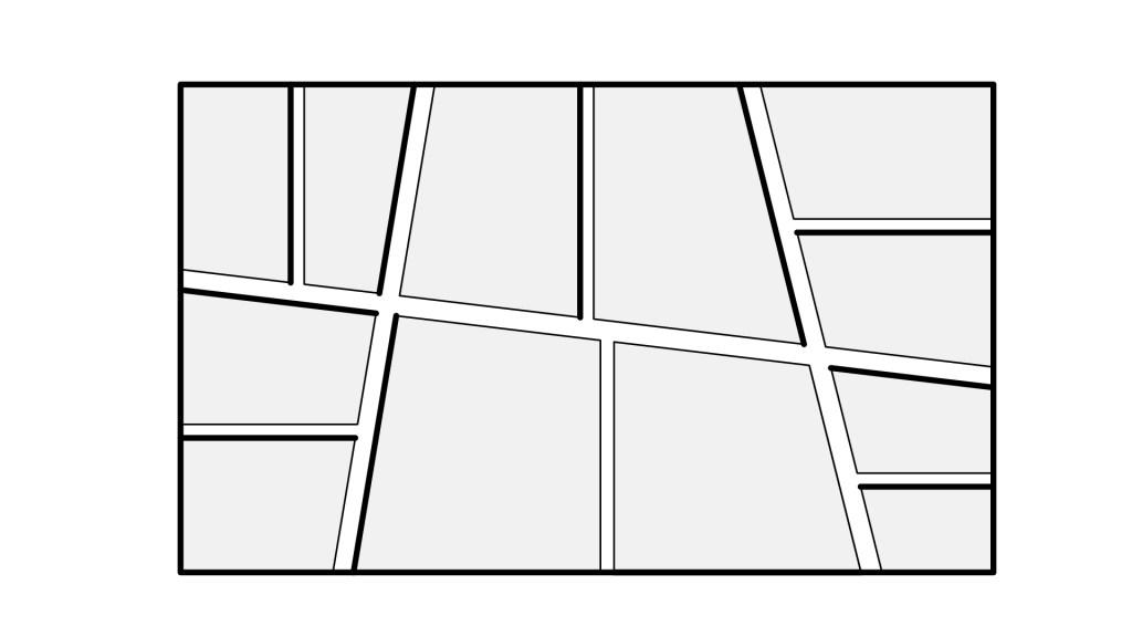 Calculate setout point