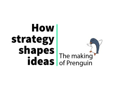 How strategy shapes ideas