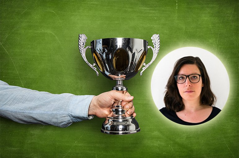 Iva Vukušić wins ASN 2018 Best Doctoral Paper Award