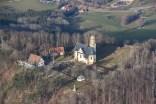 St. Wallfahrtskirche St. Maria - Hohenrechberg