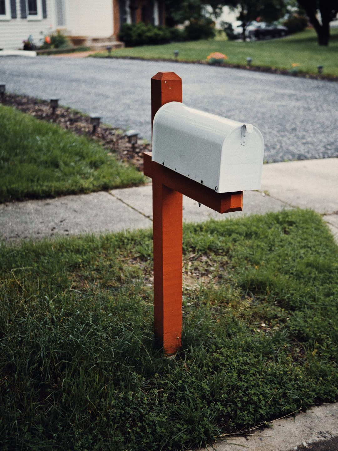 Installing a Mailbox Post