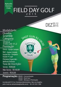 field golf 2015 ALPHAVILLE definitivo