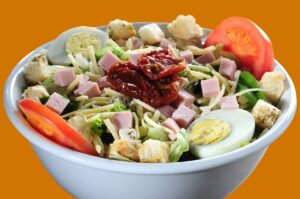 Au-Au salada tropical