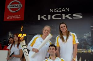 Nissan Tocha Olimpica