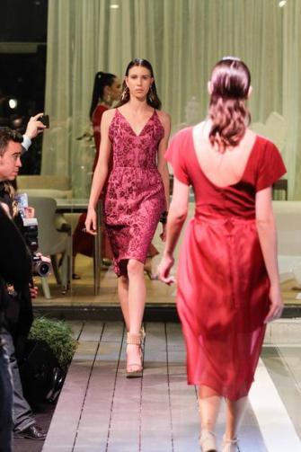 Desfile - look GIG Couture