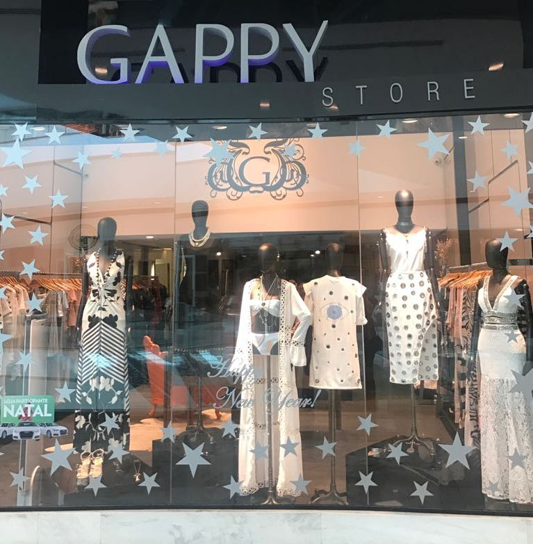 Gappy Store lança Gappy Glam, sua revista digital