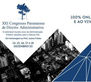 XXI CPDA será 100% on-line com transmissão ao vivo - Foto: Divulgação