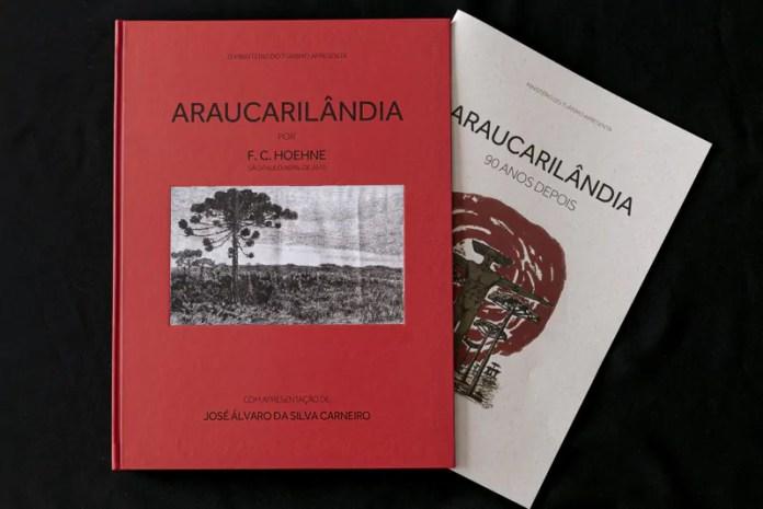 """Concerto em vídeo marca lançamento da obra histórica """"Araucarilândia"""""""