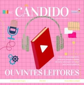 Nova edição do Cândido acompanha a multiplicação dos podcasts literários