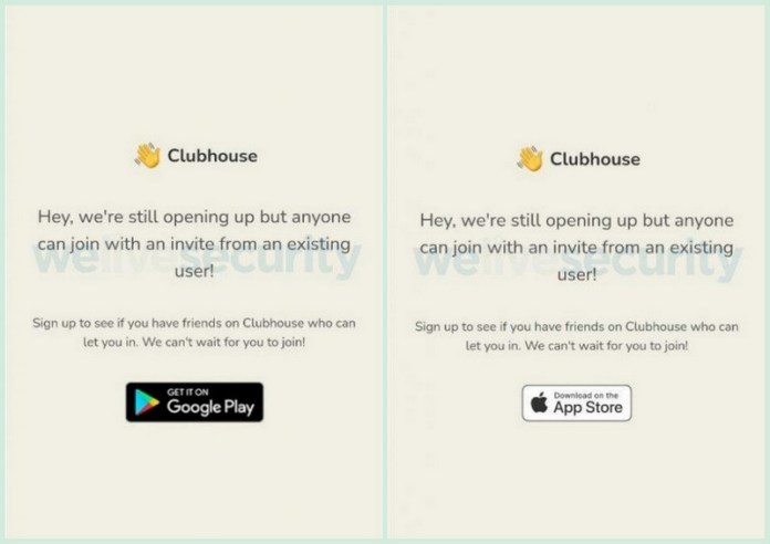 Clubhouse: aplicação falsa para Android rouba credenciais de acesso de mais de 450 aplicativos