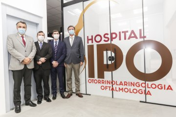 Campina Grande do Sul recebe nova unidade do Hospital IPO