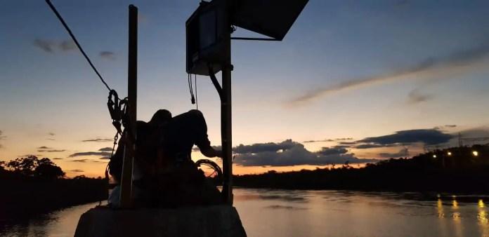Simepar instalará 50 estações automáticas inteligentes para monitorar a qualidade das águas