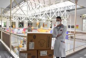 Havan garante doação de máscaras para o hospital paranaense