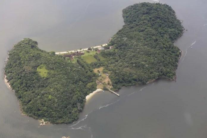 Obras que vão transformar residência oficial da Ilha das Cobras em escola começam neste mês