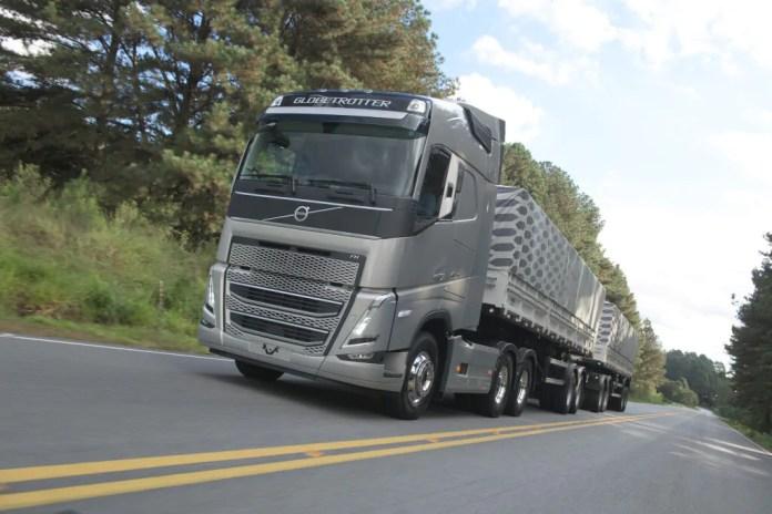 Novo Volvo FH chega ao Brasil e traz inovações para toda a linha de pesados da marca