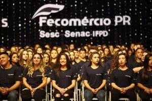 Sesc PR abre processo seletivo para bolsas gratuitas de Ensino Médio