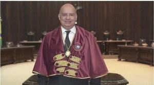 Desembargador Clayton Maranhão presidirá a APLJ entre 2021-2023 - Foto: Divulgação