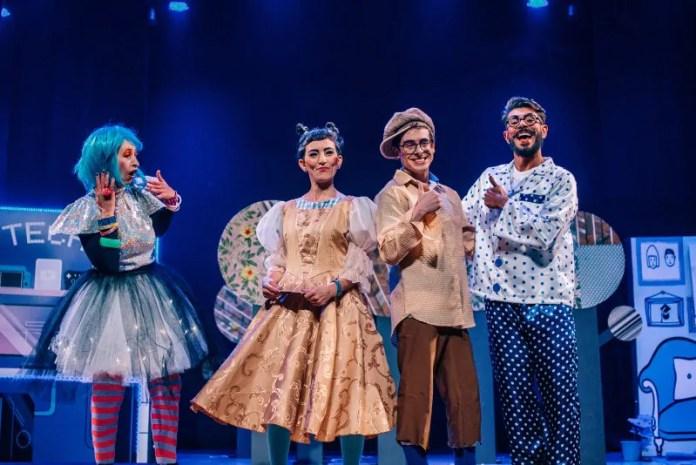 João e Maria ganha nova versão no Festival de Teatro Infantil