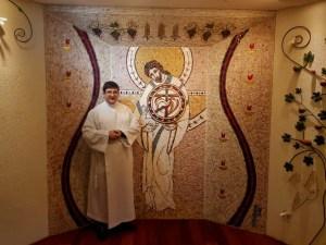 Matheus Marques de Matos é o primeiro vocacionado da comunidade do Hauer a aceitar a caminhada rumo ao sacerdócio