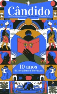 Jornal Cândido da Biblioteca Pública do Paraná completa 10 anos com novo formato, voltado para os meios digitais