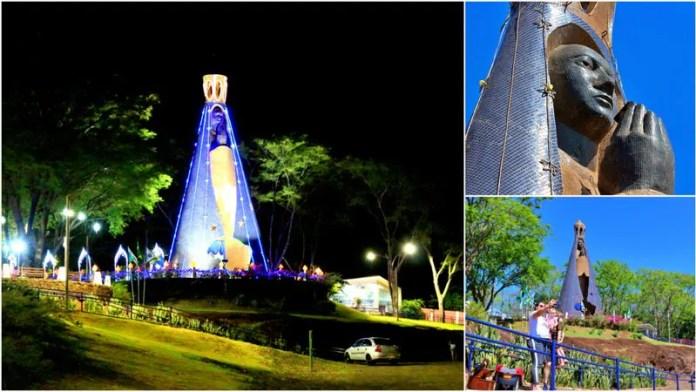 Itaipulândia espera 50 mil turistas no Santuário de Nossa Senhora Aparecida