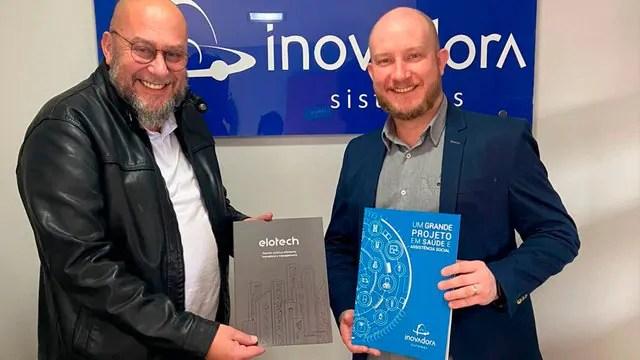 Elotech firma parceria com empresa de software Inovadora