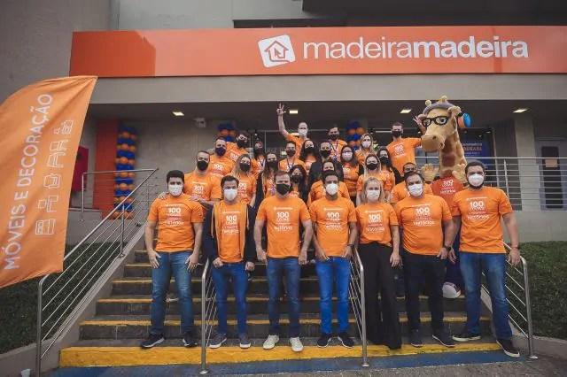 Após virar unicórnio, MadeiraMadeira abre 100 lojas físicas