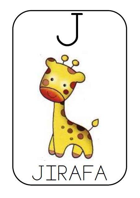 Alfabeto En Espanol Para Colorear