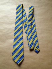Tie worn by Phil Collins on his first solo tour.