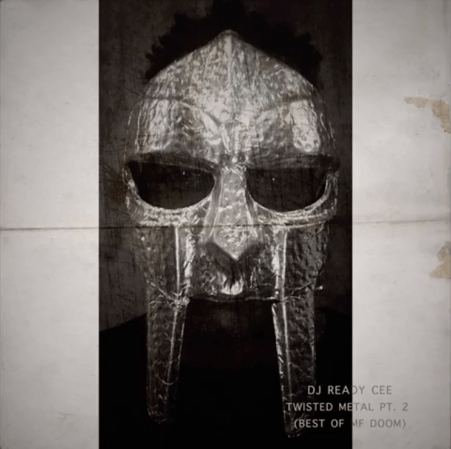 DJ Ready Cee – Twisted Metal 2 (Best of MF DOOM) | MIXTAPE