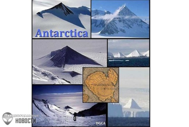 Conspiracy theories surrounding Antarctica