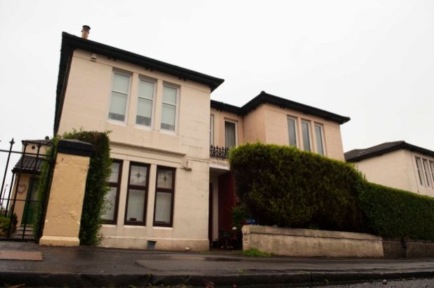 The house (bottom floor), In Rutherglen, Glasgow, where some paranormal activity has been happening.nnFEE PAYABLE FOR ALL INTERNET USEnnAll money payable:-nMark AndersonnFlat 2/2nGlasgownG41 3HG