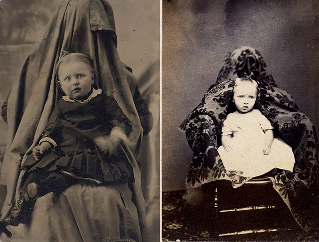 Creepy Victorian Era Photos